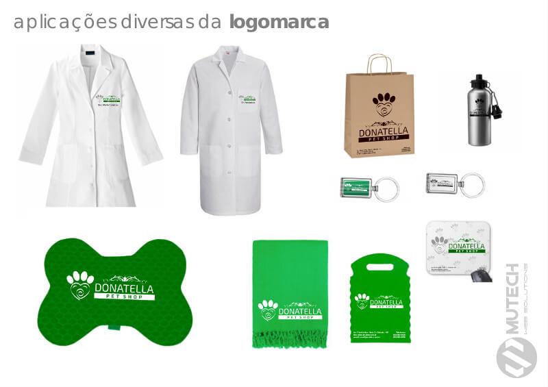 Mutech Logotipo Pet Donatella